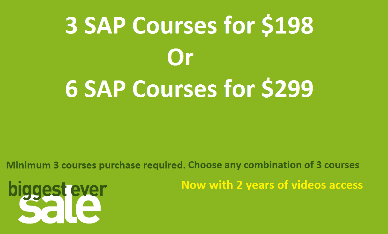 SAP Business Objects Online Training Expert Level